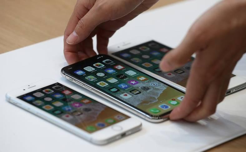 iPhone 8 iPhone X Dezavantajul Android