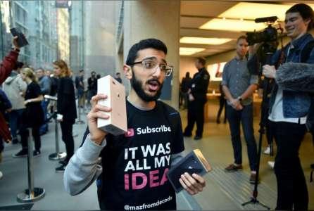 iPhone 8 lansare trista entuziasm 1