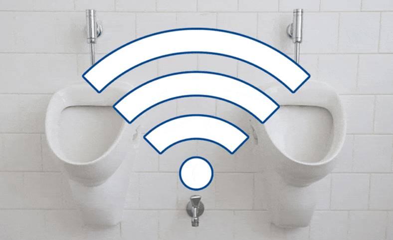 iPhone Hackeri ControlTelefon Wi-Fi