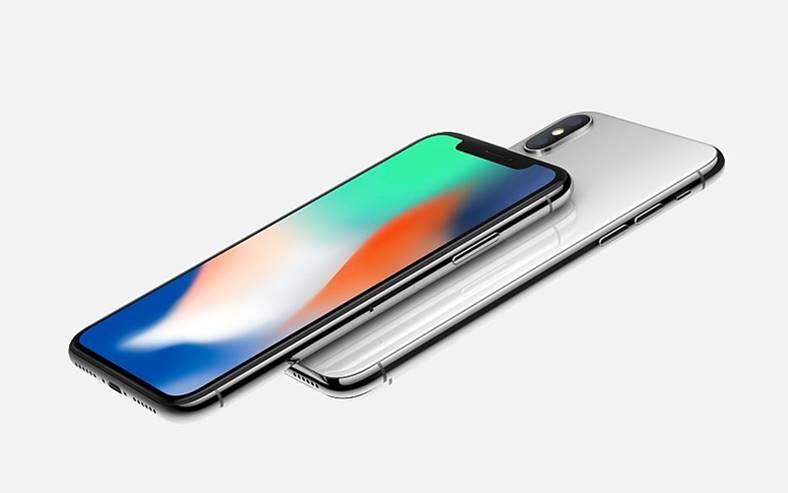 iPhone X Carcasa Acoperita Ecranul