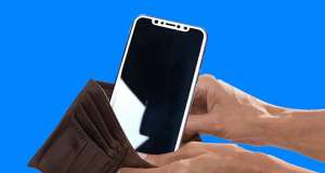 iPhone X Casti AirPods Cadou