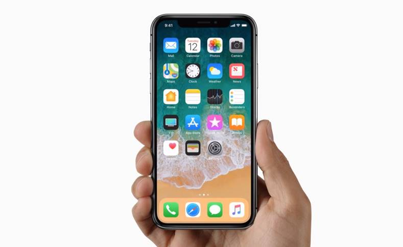 iPhone X Componenta Intarzie Productia