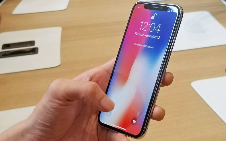 iPhone X Decis Eliminarea Touch ID