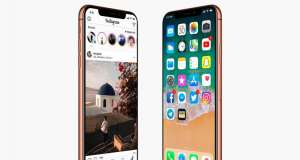 iPhone X Detalii Urechile Ecranului