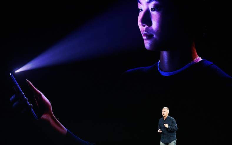 iPhone X Face ID Parodia Conan O'Brien