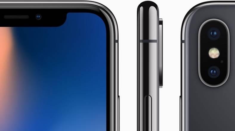 iPhone X Face ID Productia