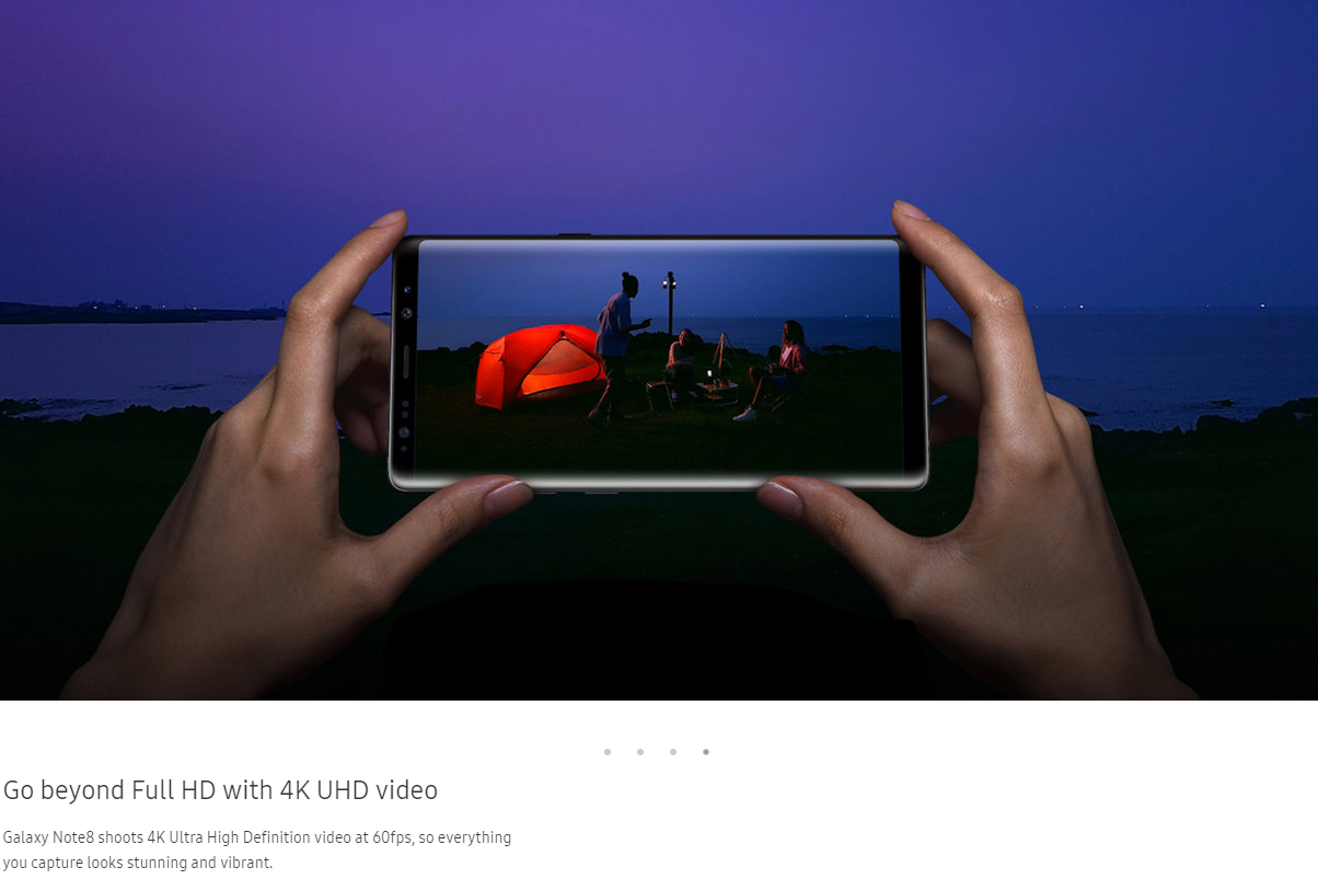 iPhone X Noua Functie Galaxy Note 8