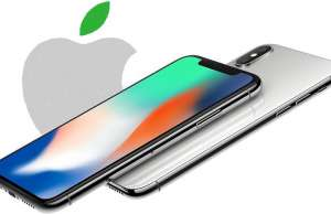 iPhone X Poluant Apple