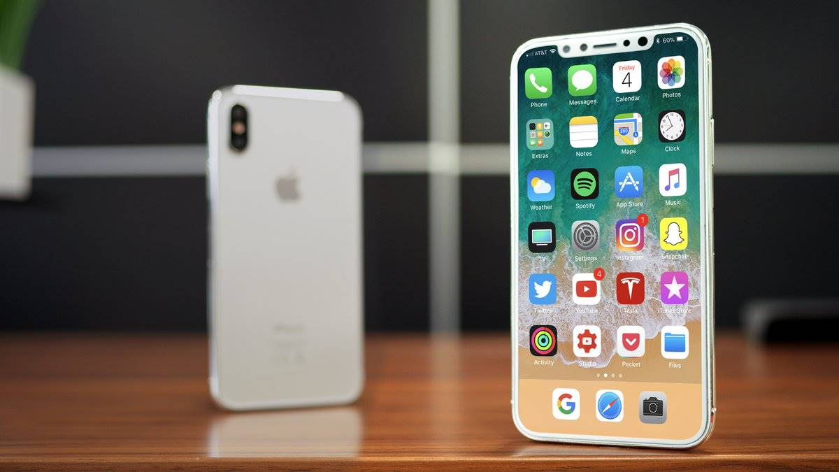iPhone X Procesor A11 Sase Nuclee