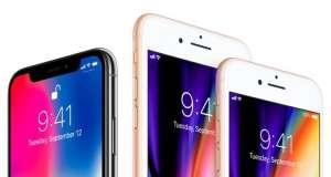 iPhone X are Ecran MIC iPhone 8 Plus