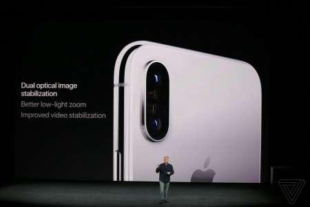 iPhone X camera 1