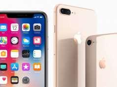 iPhone X iPhone 8 iPhone 8 Plus Specificatii Comparate