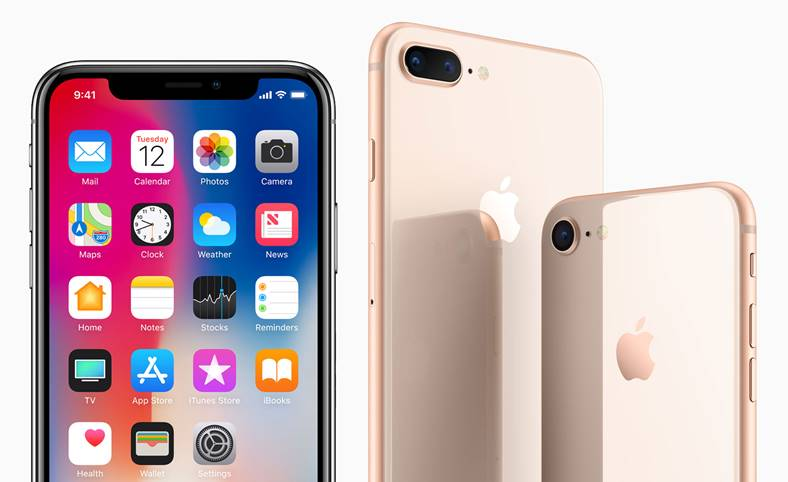 iPhone X iPhone 8 iPhone 8 Plus Specificatii Comparate