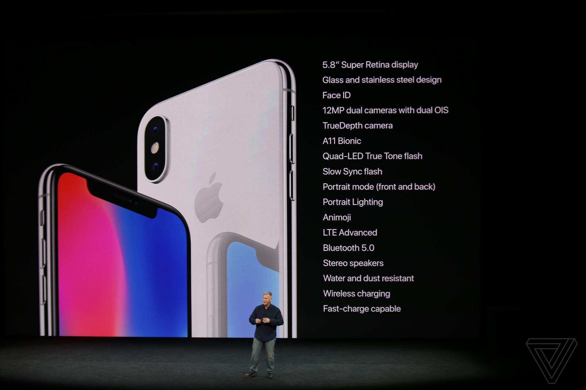 iPhone X noutati