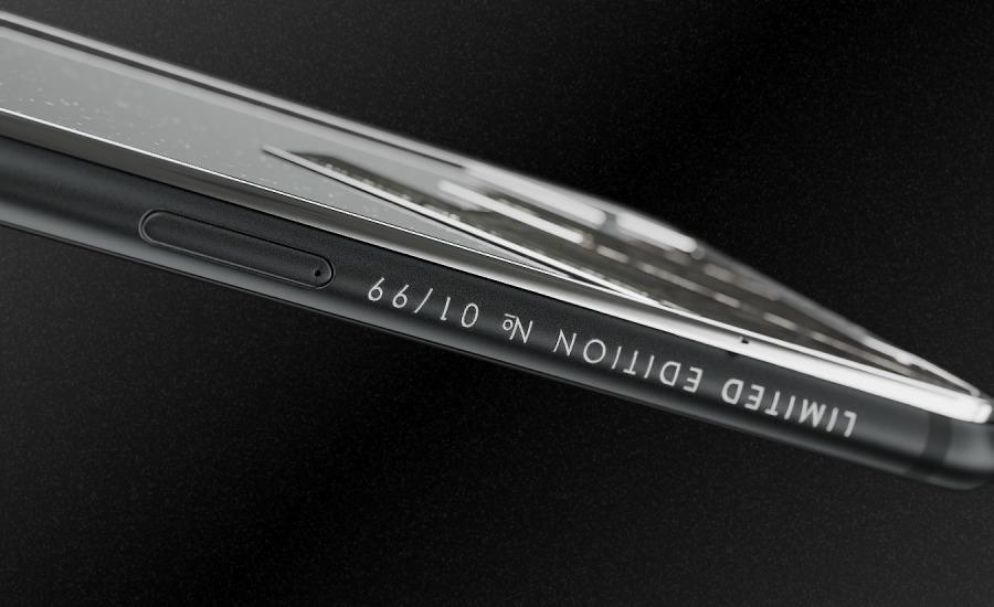 iPhone X titan rezistent 1