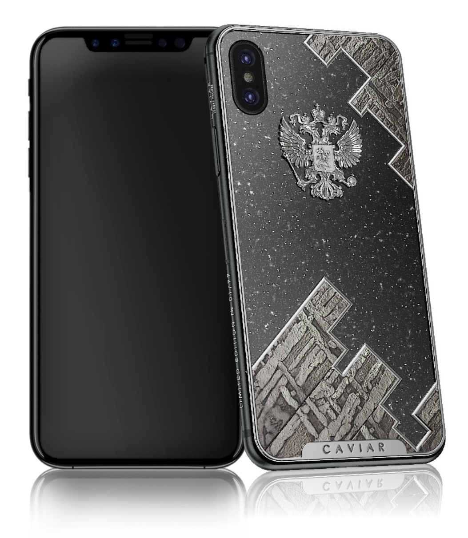 iPhone X titan rezistent