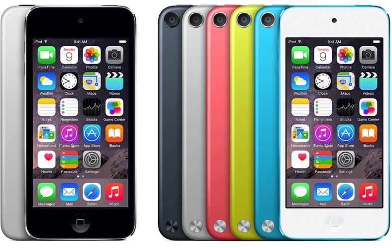 iPod Touch 7 dezvaluit iPhone X iPhone 8