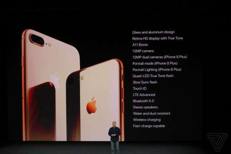 iphone 8 noi functii