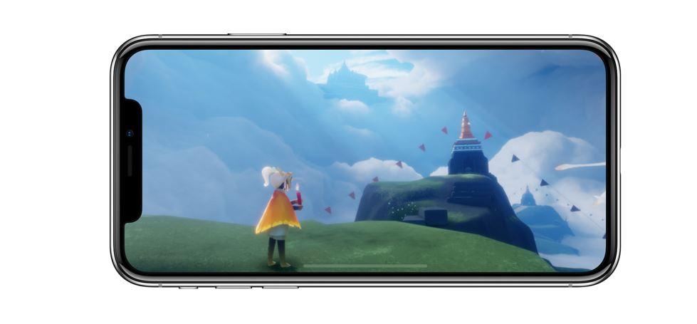 iphone x strica jocuri 1