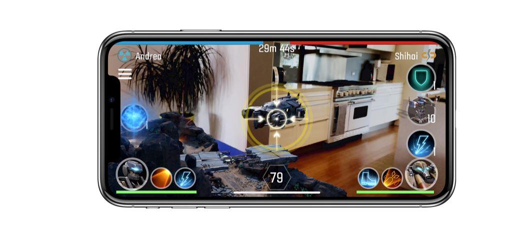 iphone x strica jocuri 2