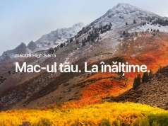 macOS High Sierra LANSAT Apple