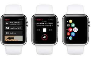 watchOS 4.1 beta 1 Apple Music Apple Watch