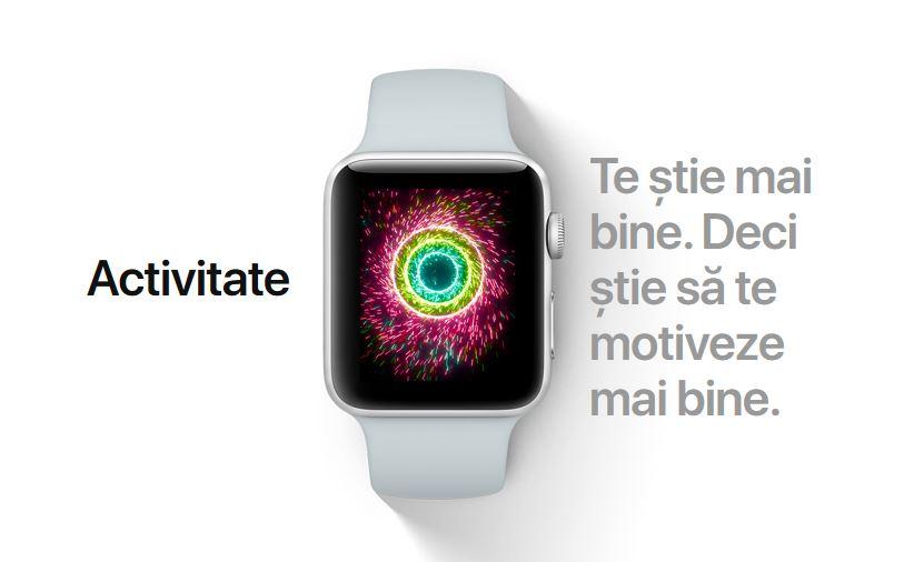 watchos 4 lansat Apple Watch