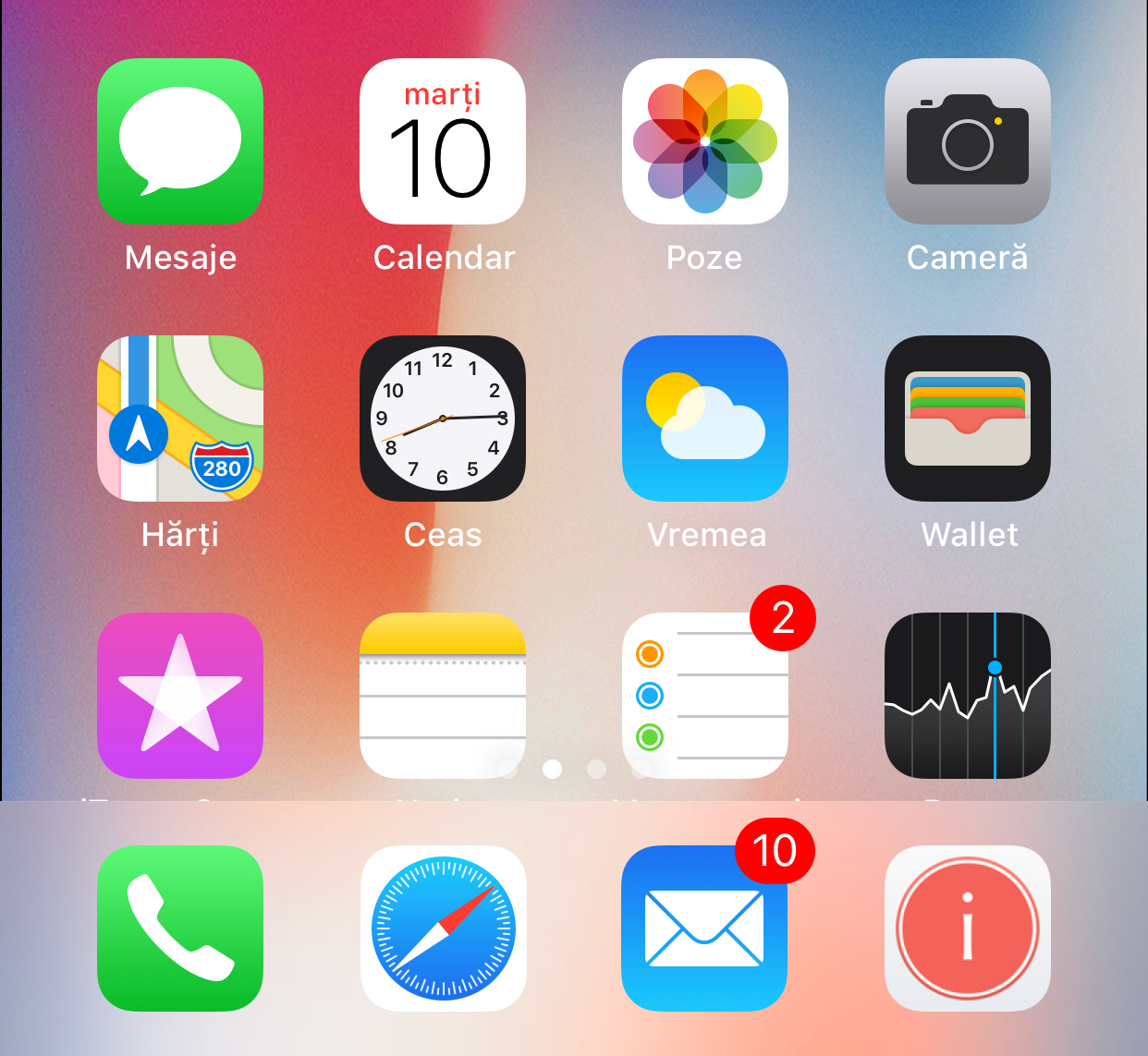 Apple Rezolvarea bug iOS 11