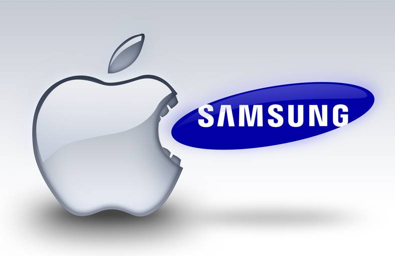 Apple Samsung Proces