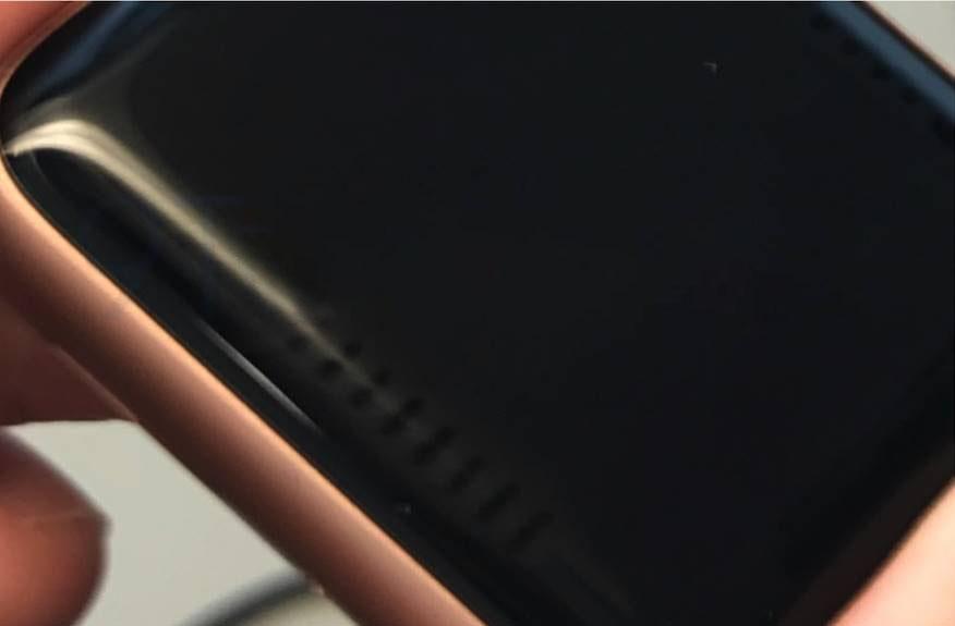 Apple Watch 3 probleme ecran