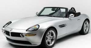 BMW Z8 Steve Jobs feat