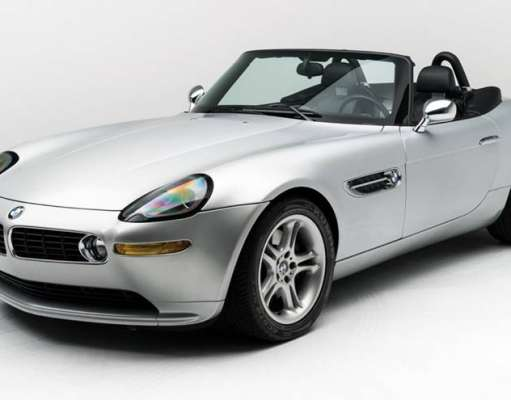 BMW Z8 Steve Jobs feat