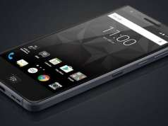 Blackberry Motion Concurent iPhone 8