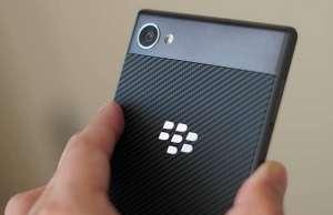 Blackberry Motion autonomie baterie