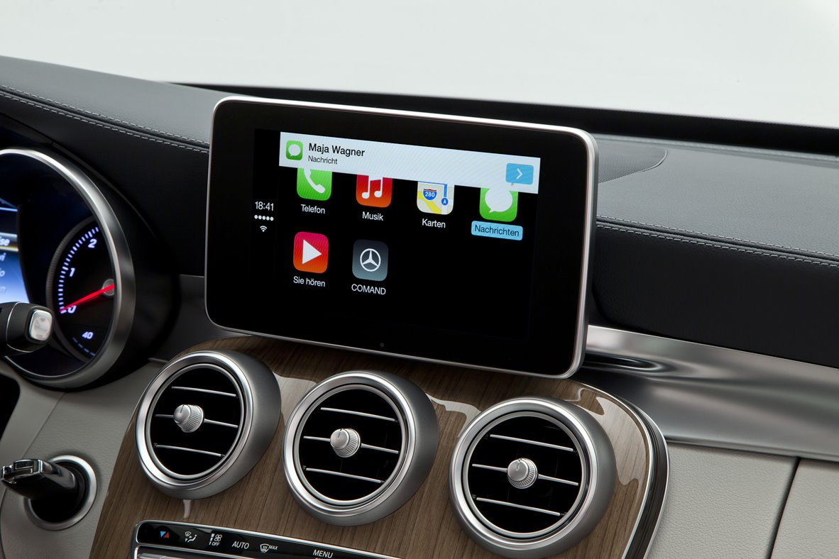 CarPlay masina