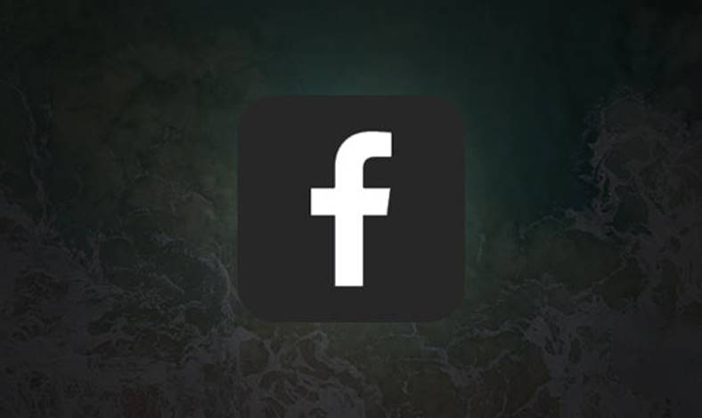 Facebook Dark Mode iPhone iPad
