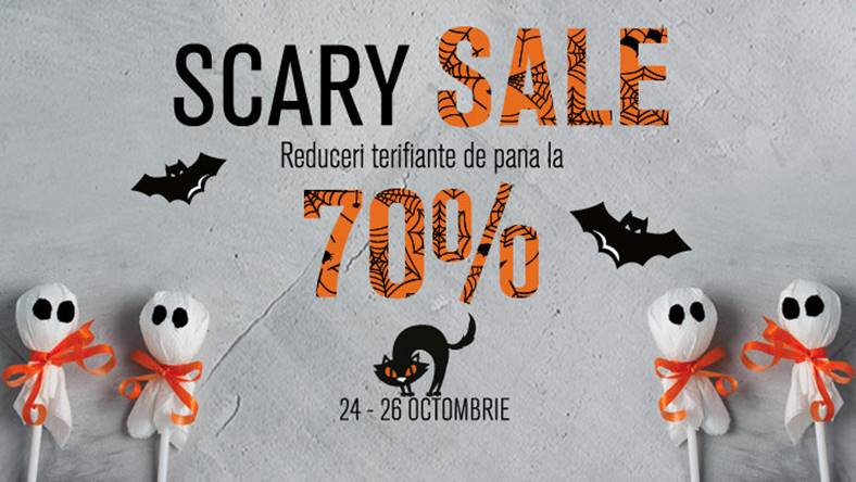 Fashion Days Scary sale