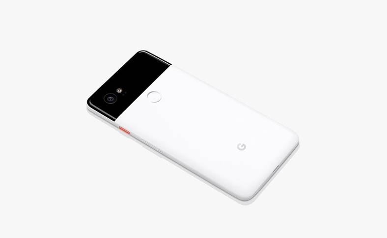 Google Pixel 2 Ironia iPhone