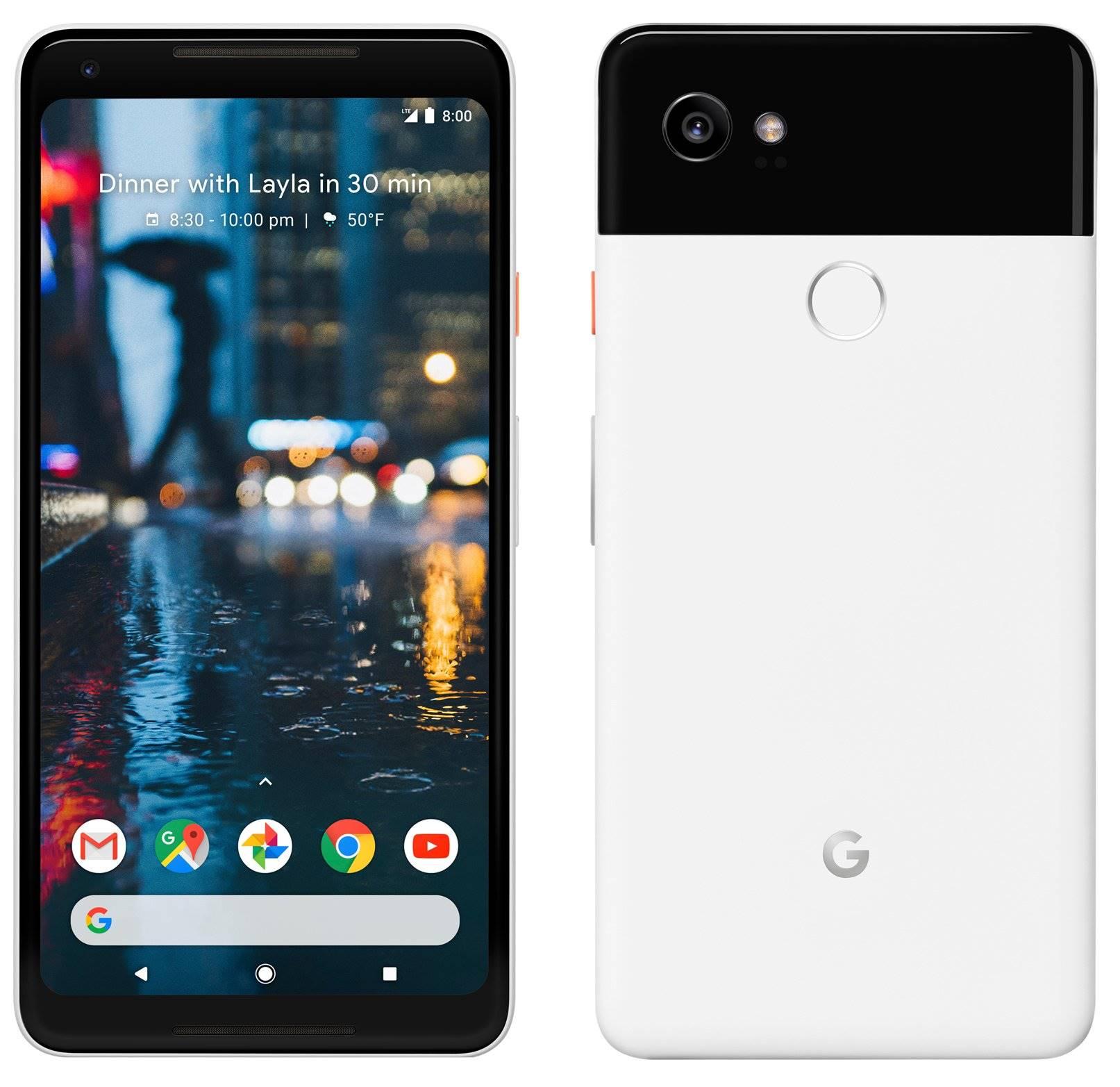 Google Pixel 2 PRET SPECIFICATII IMAGINI LANSARE 1