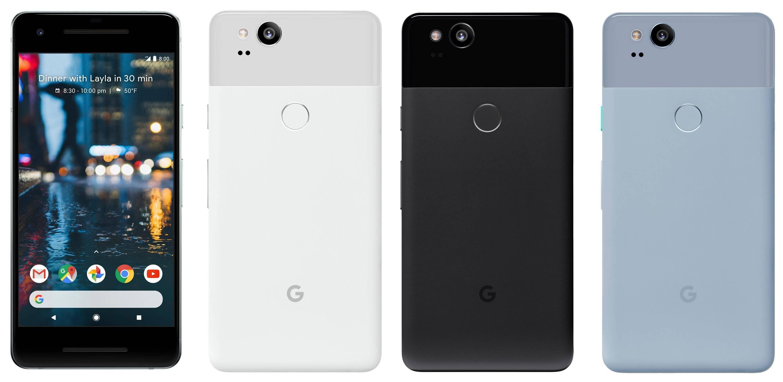 Google Pixel 2 PRET SPECIFICATII IMAGINI LANSARE 2