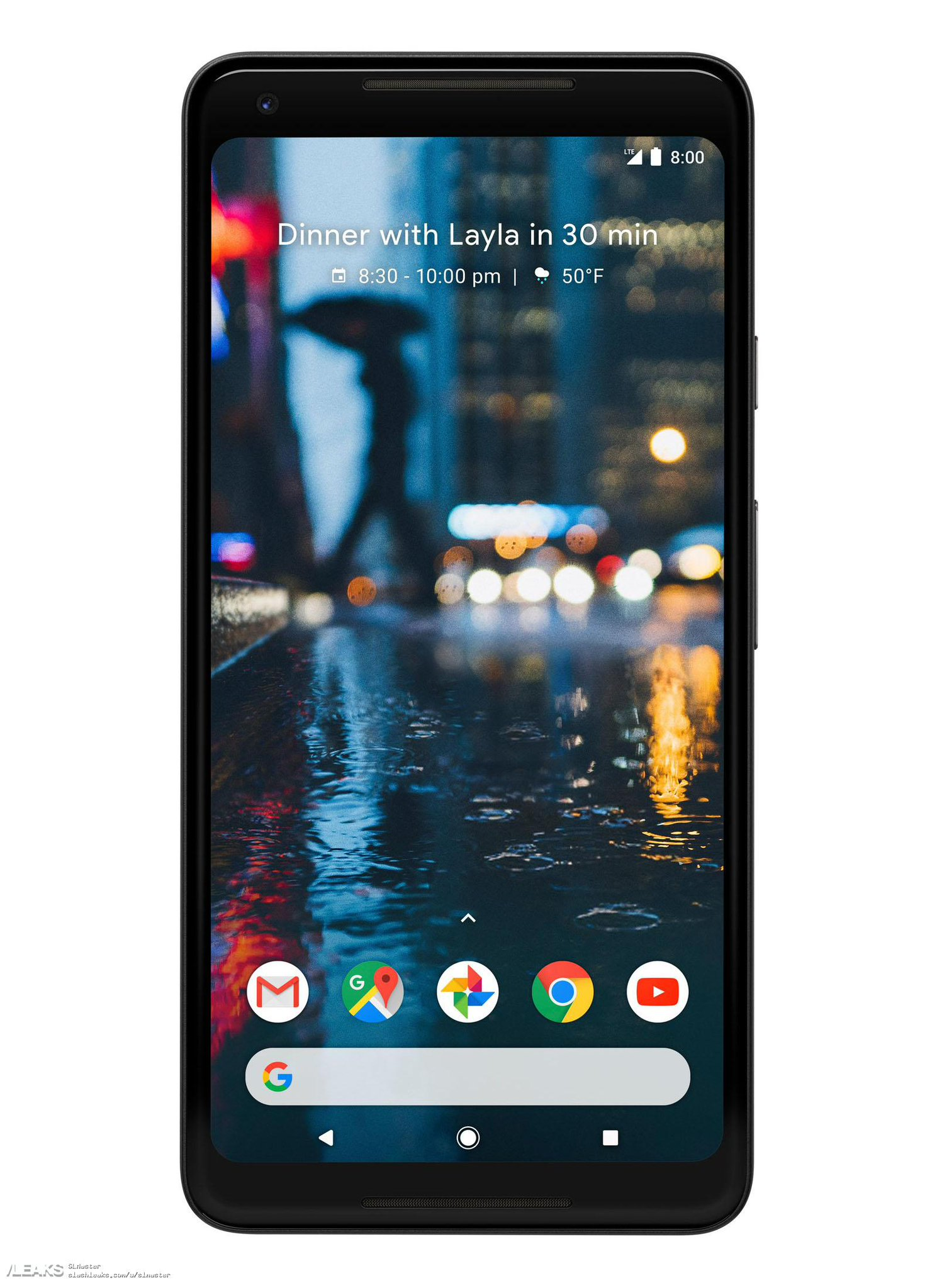 Google Pixel 2 imagine presa 1