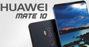 Huawei Mate 10 Baterie iPhone X