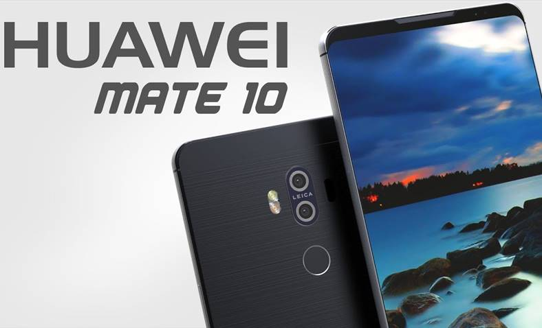 Huawei Mate 10 Baterie iPhone X