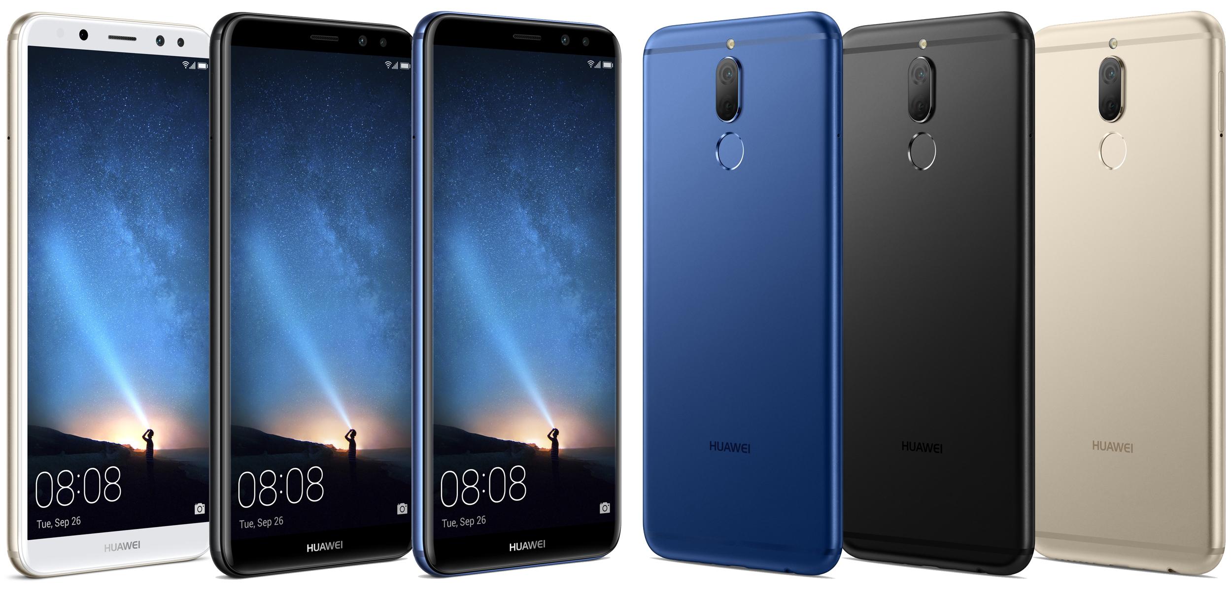 Huawei Mate 10 Lite 1