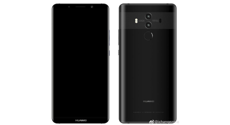 Huawei Mate 10 Pro imagini 1