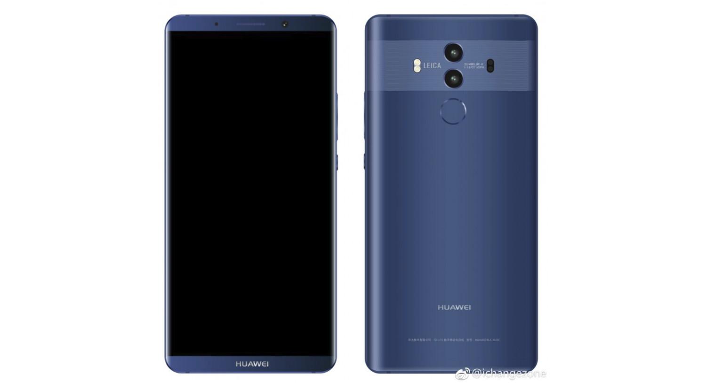 Huawei Mate 10 Pro imagini 2