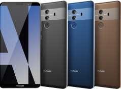 Huawei Mate 10 Pro imagini