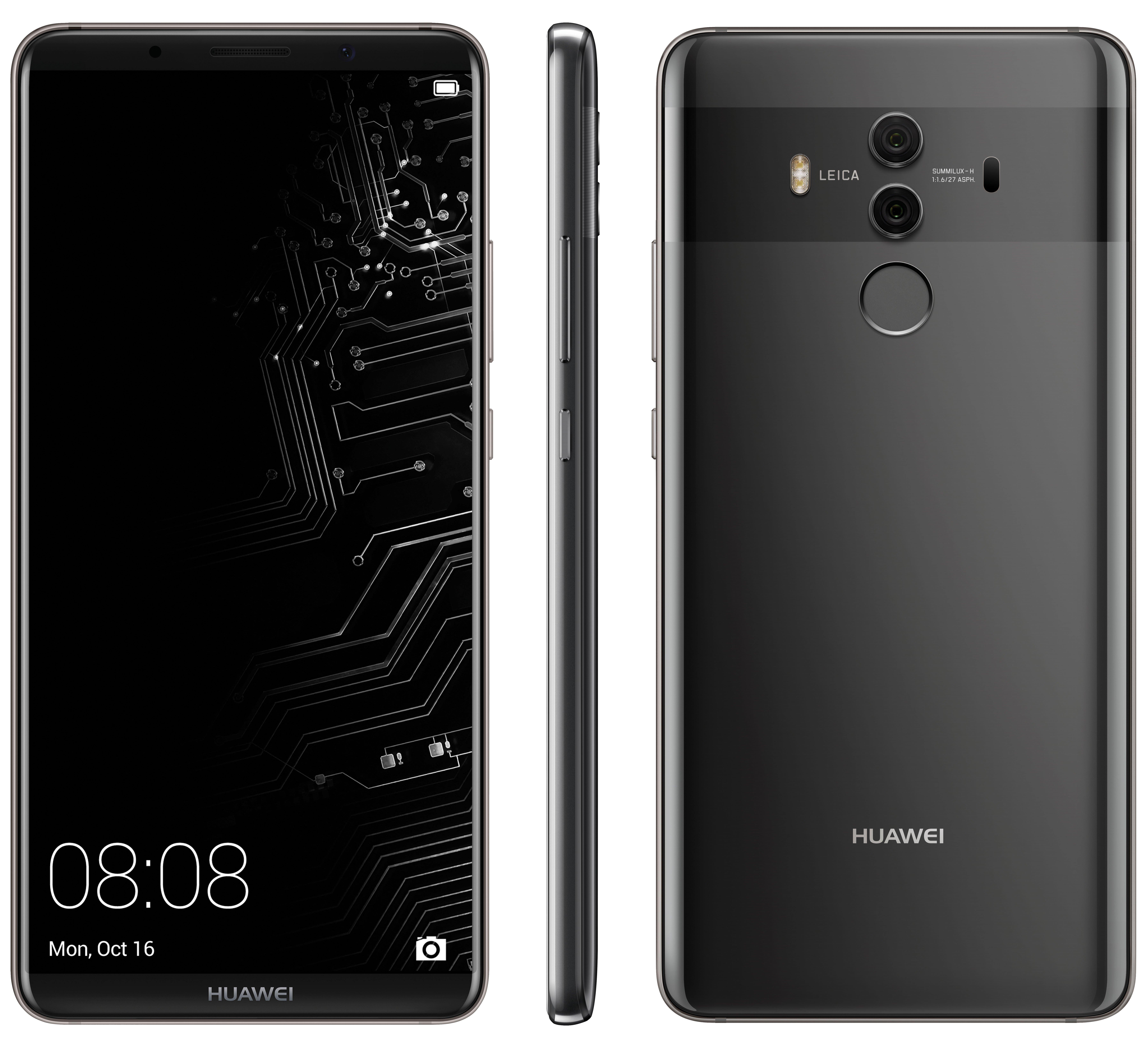 Huawei Mate 10 Pro imagini presa