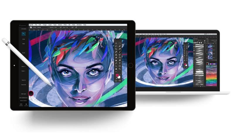 Luna iPad MacBook Pro