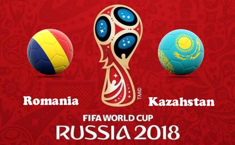 Romania Kazahstan Fotbal LIVE online TVR 1